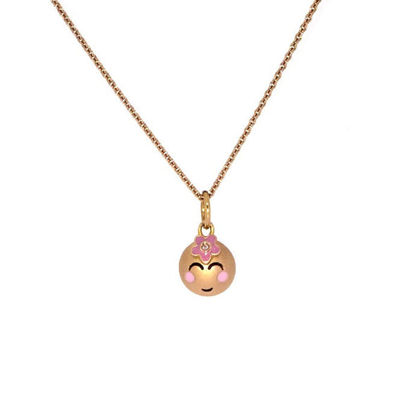 Doll Face Necklace - Baby Jewellery Collection