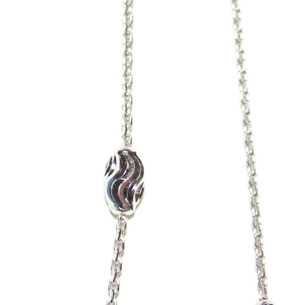 Opera Necklace - Sterling Silver