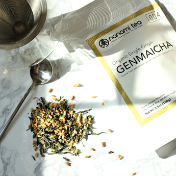 5 Things You Should Know About Genmaicha Green Tea