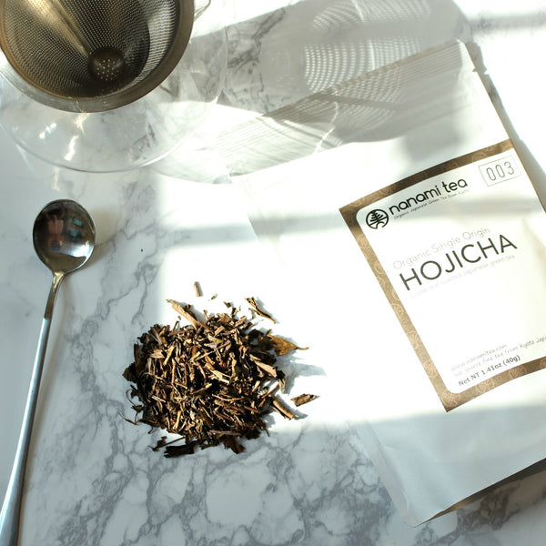 5 Things You Should Know About Hojicha Green Tea