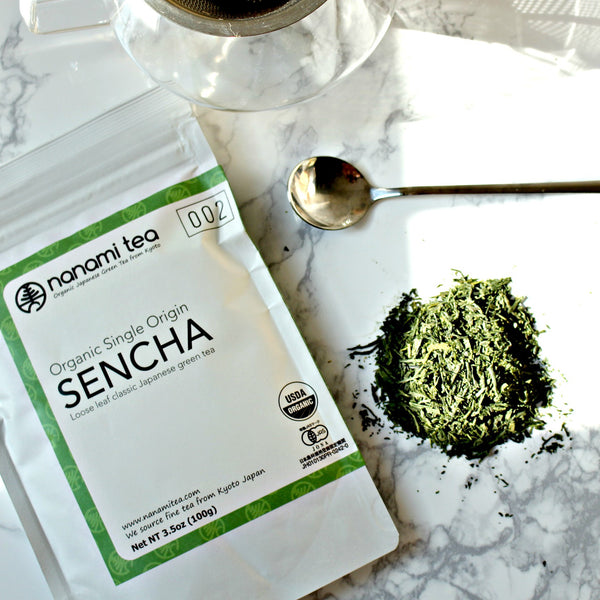 5 Things You Should Know About Sencha Green Tea