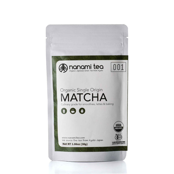 Organic Matcha Green Tea (Green Tea Powder)