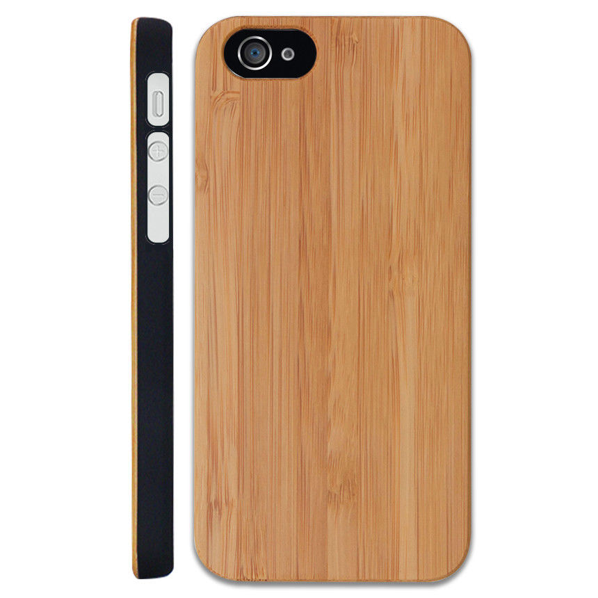 Walnut Bamboo Iphone Case