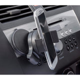 In-car mobile phone cradle
