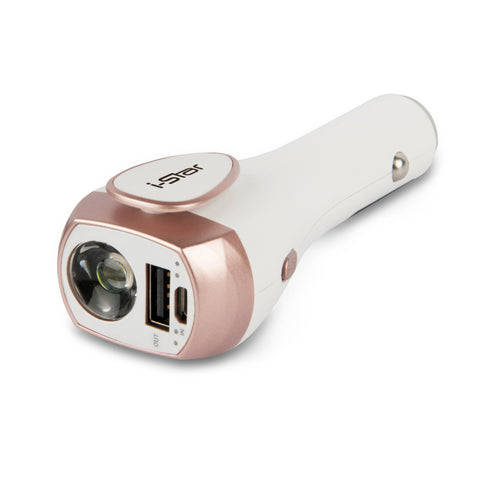 iStar 7-in-1 USB In Car Charger