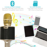 iStar Wireless Rechargeable Karaoke Microphone