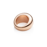 Chunky Cylinder Ring (Rose Gold)