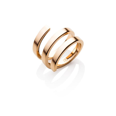 Double Entwine Ring (Gold)