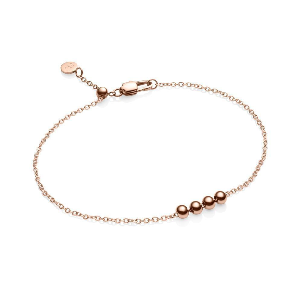 Little Luxe Pendulum Bracelet (Rose)