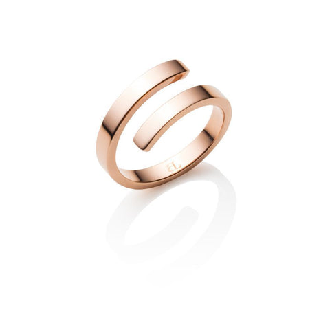 Entwine Ring (Rose Gold)