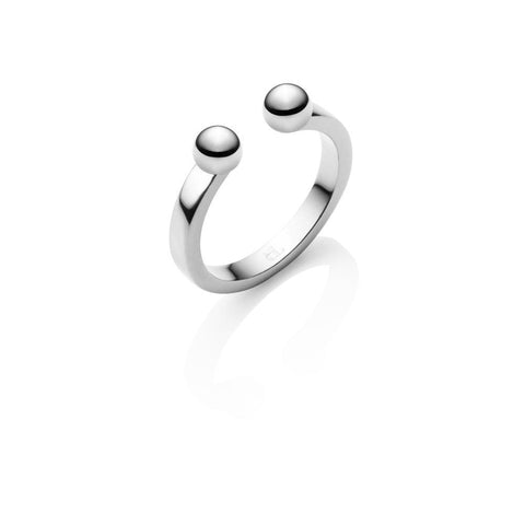 Droplet Ring (Silver)