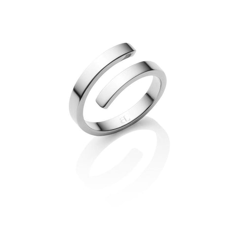 Entwine Ring (Silver)