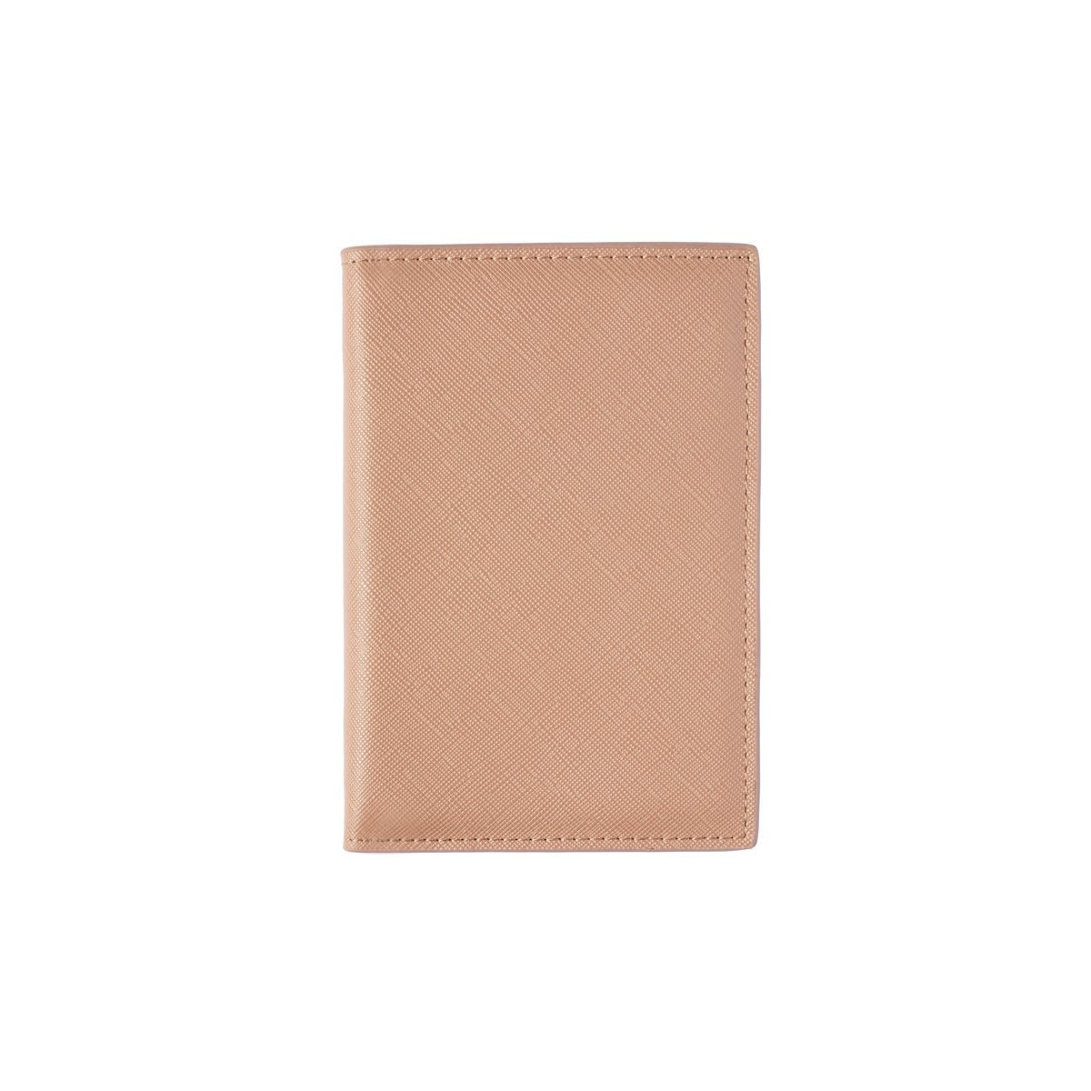 Taupe Santana Passport Holder