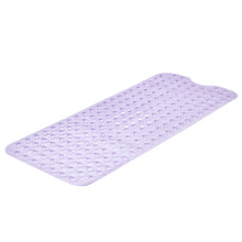 Purple Non-Slip Bath Mat