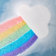 Rainbow Cloud Bath Bombs