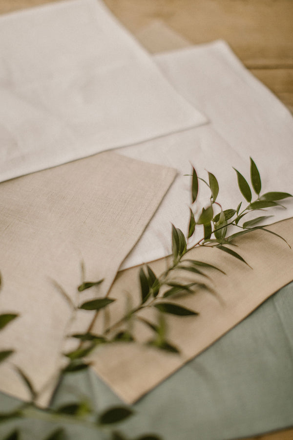 Linen Napkins Set Of 20