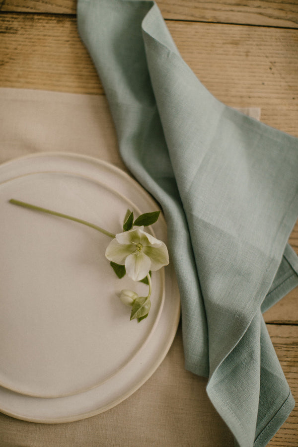 Linen Napkins Set Of 8