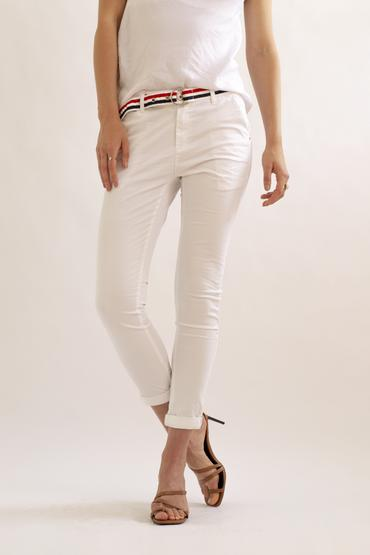 Bianco Essonite Chino - White