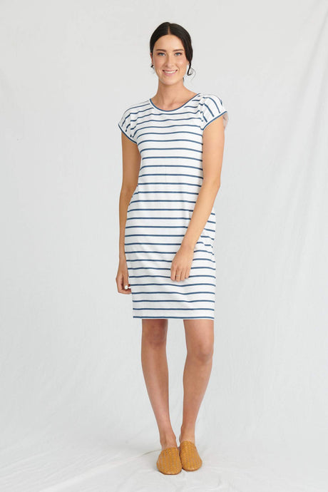 Malibu Dress - Stripe