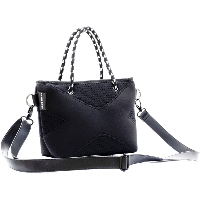 PRENE - XXS X Tote/Crossbody - Black