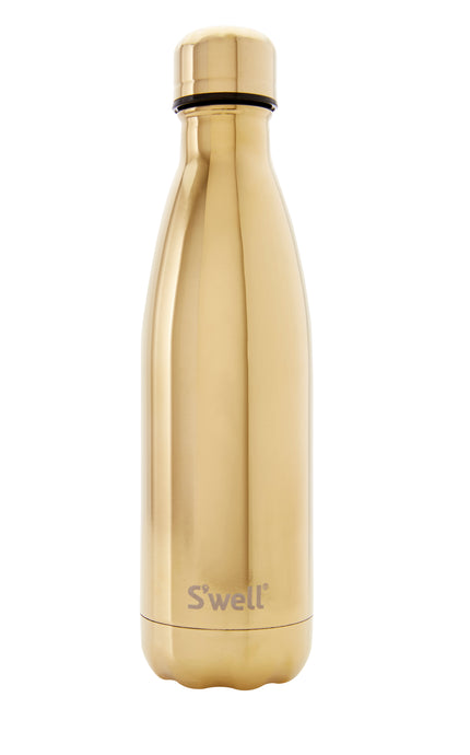S'well Drink Bottle - Yellow Gold 500ml