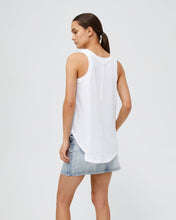 Brooke Tank - White
