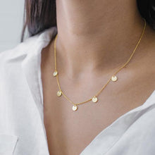 Charlotte Necklace - Gold, Silver