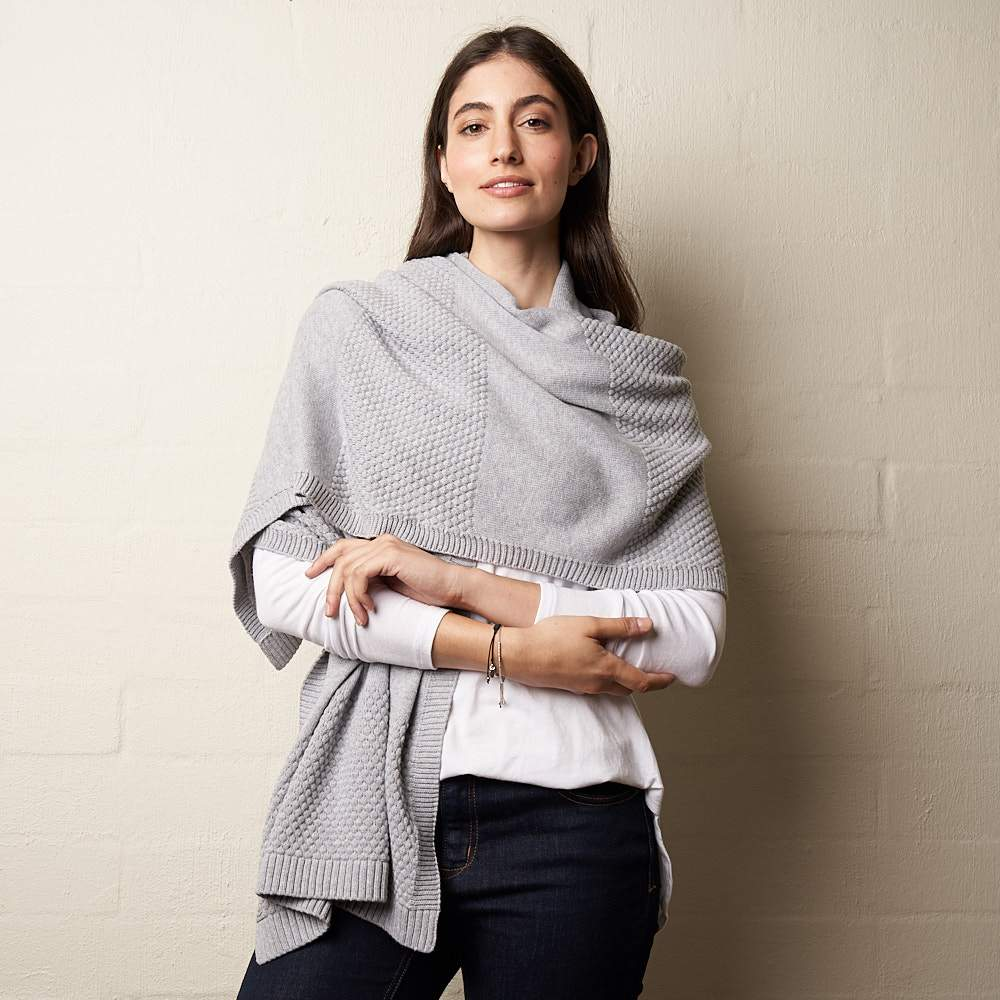 Bubbles Wrap - Grey