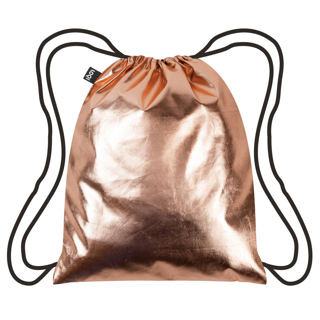 Rose Gold Backpack by LOQI