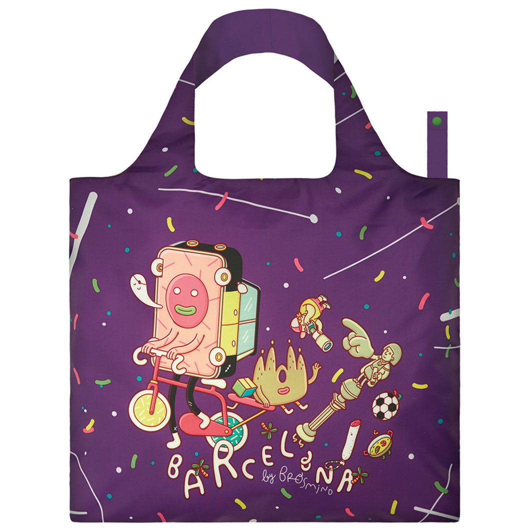 Shopping Bag - Barcelona