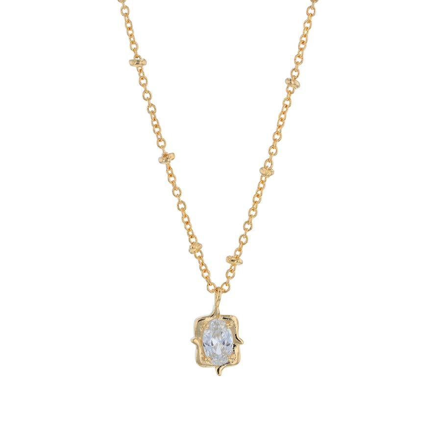 Kimberely Necklace - Gold