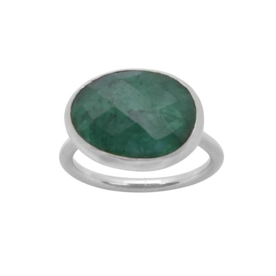Demi Ring - Emerald