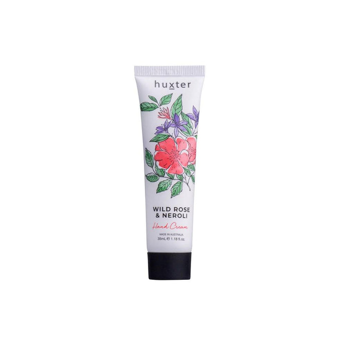 Huxter Hand Cream 35ml - Wild Rose & Neroli