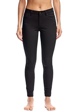 RES - Kitty Mid Skinny - Black