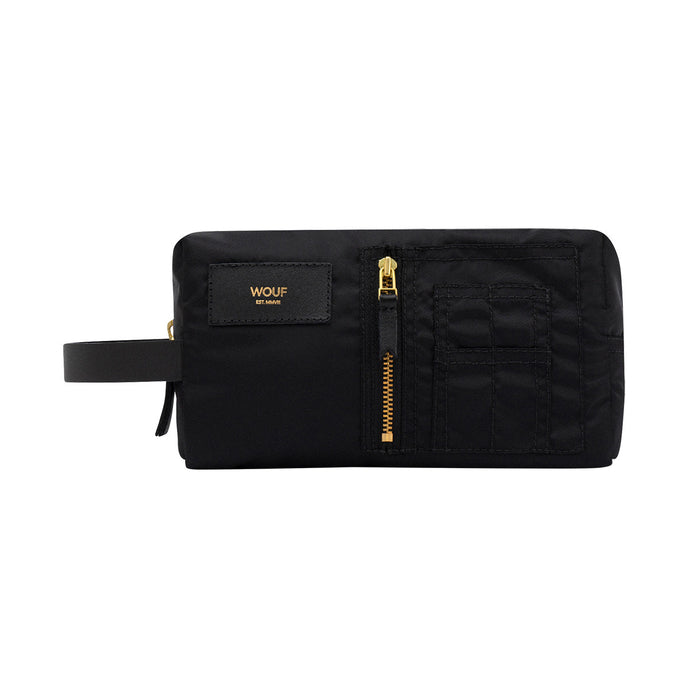 WOUF Travel Case - Bamber Black