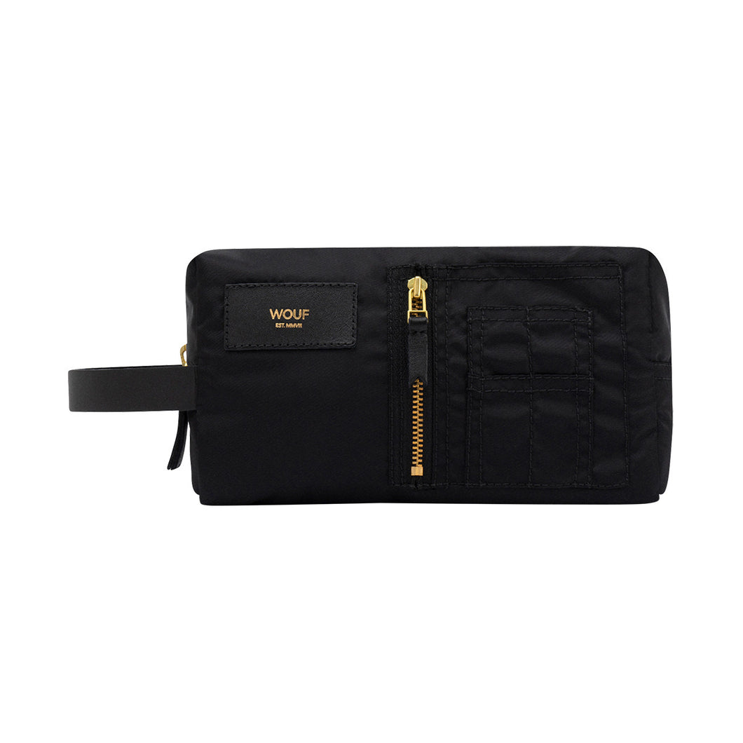 WOUF Traveller - Bamber Black
