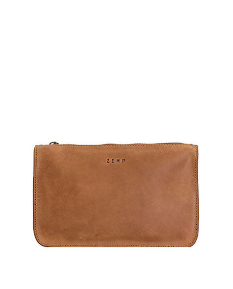 Zemp Woodstock Belt Bag - Tan