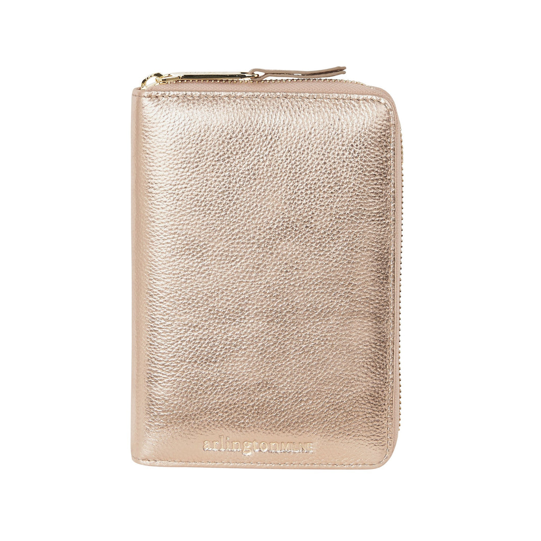 Emma Wallet - Rose Gold