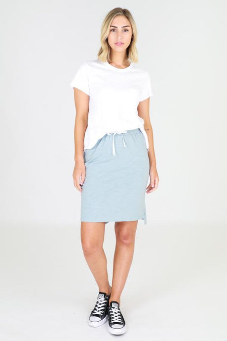 Alice Skirt - Mint Blue