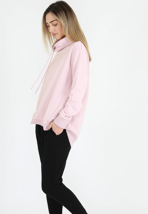 3rd Story Jenna Sweater - Marshmallow/Blush