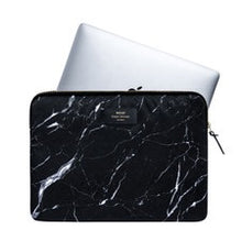 WOUF Laptop Sleeve - Black Marble