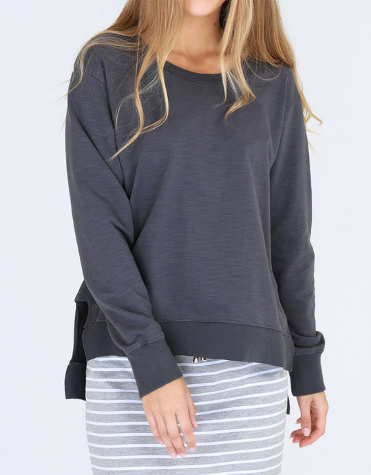 Ulverstone Sweater - Charcoal