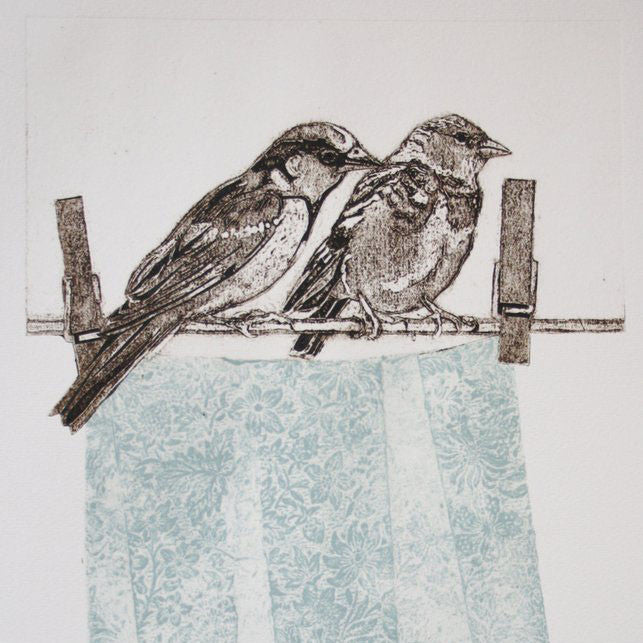 WORKSHOP: Quick Collagraph - Monday 18th September 2017