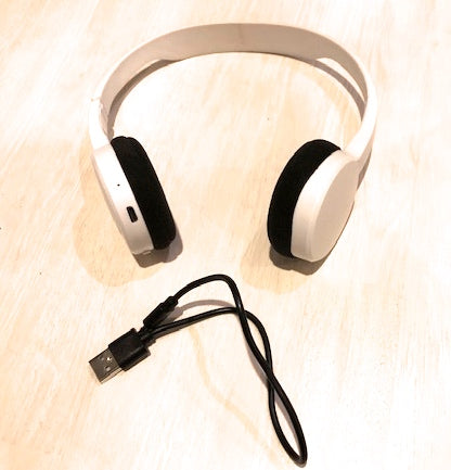 WIL Lightweight Bluetooth Headphones