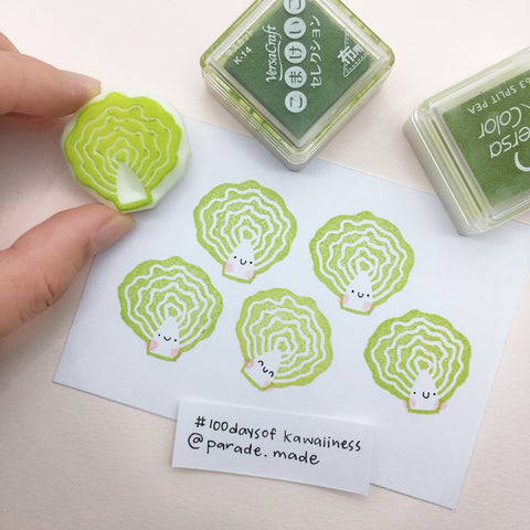 cabbage stamp parademade singapore