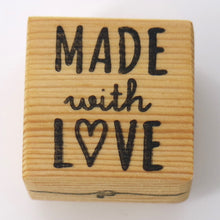 Business Stamp - Made With Love