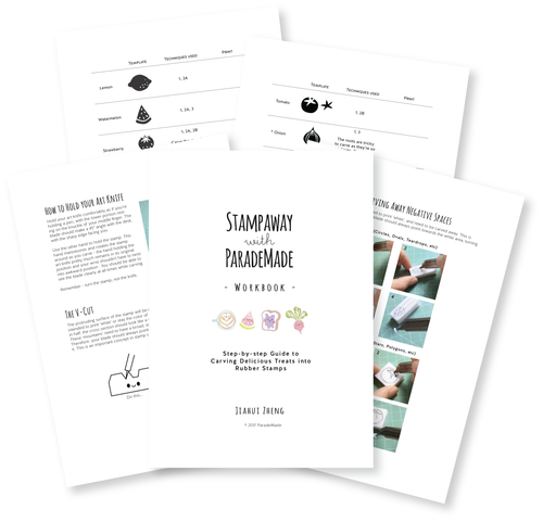 Stampaway with ParadeMade Workbook