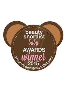 Best Baby Lotion - Winner of the Beauty Shortlist Awards