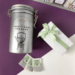 babyblooms tea treats with chocolate mum to be gift hamper