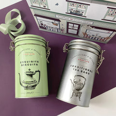 new mums butter tea & biscuits gift pack